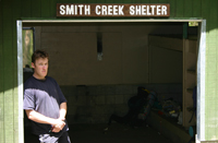 Smiths Creek Shelter
